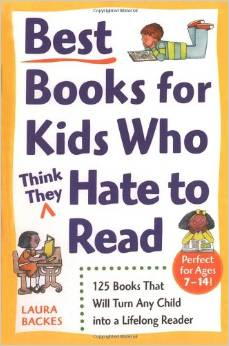 Best Books For Kids Who (Think They) Hate To Read
