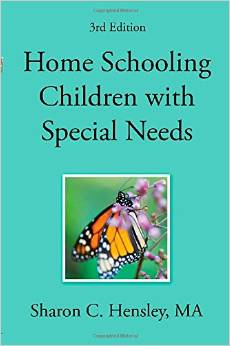 # 8 – Home Schooling Children with Special Needs, by Sharon Hensley