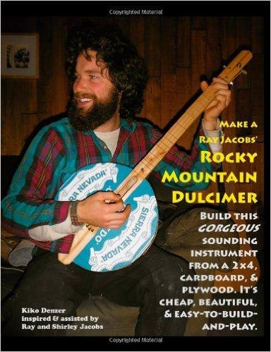 Make a Ray Jacobs Rocky Mountain Dulcimer