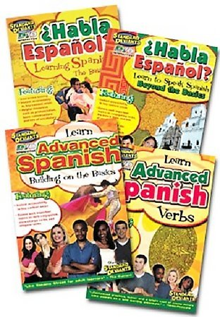 Super Spanish (4 pak)
