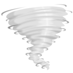 tornado cartoon image
