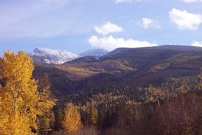 Lolo Peak, Montana