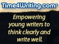 Time4Writing offers a broad selection of 8-week online writing courses.
