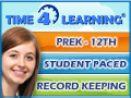 Time4Learning's curriculum is made up of thousands of learning activities, lessons, and assessments.